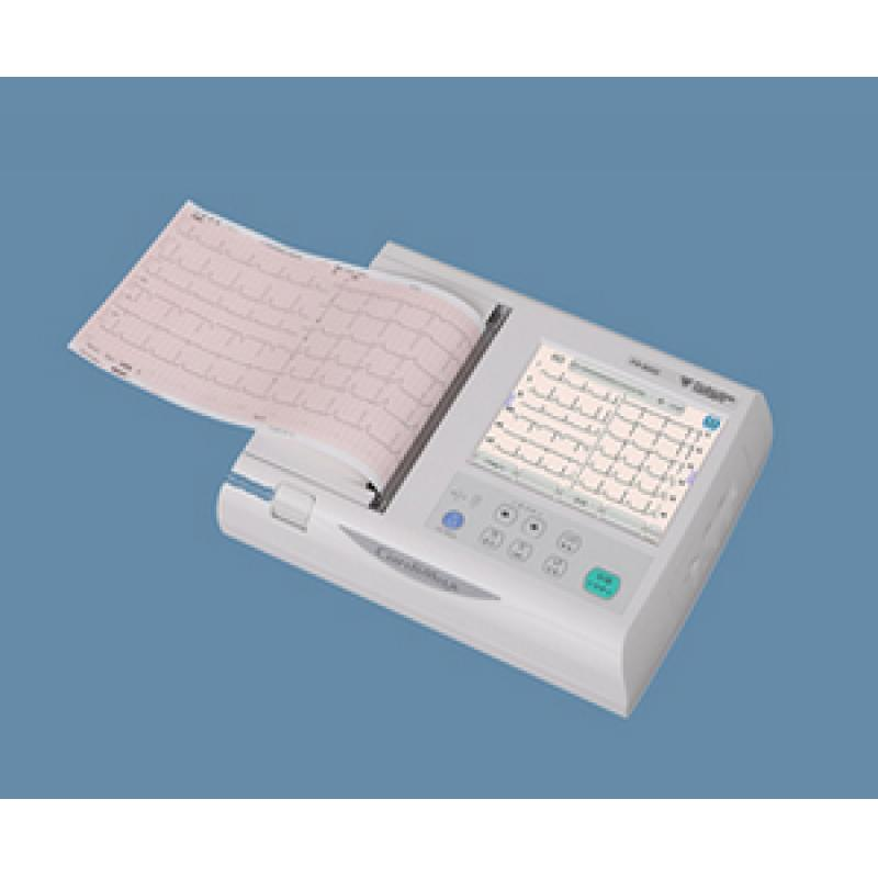 福田FX-8222自动分析心电图机六道6.5英寸触摸液晶显示屏