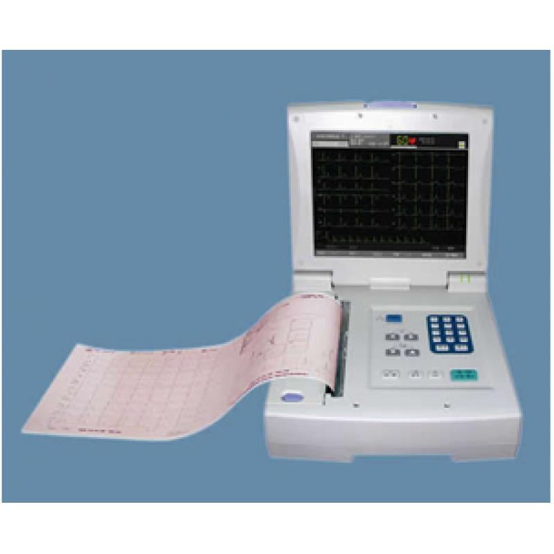 福田FX-7500自动分析心电图机十二道12.1英寸彩色液晶