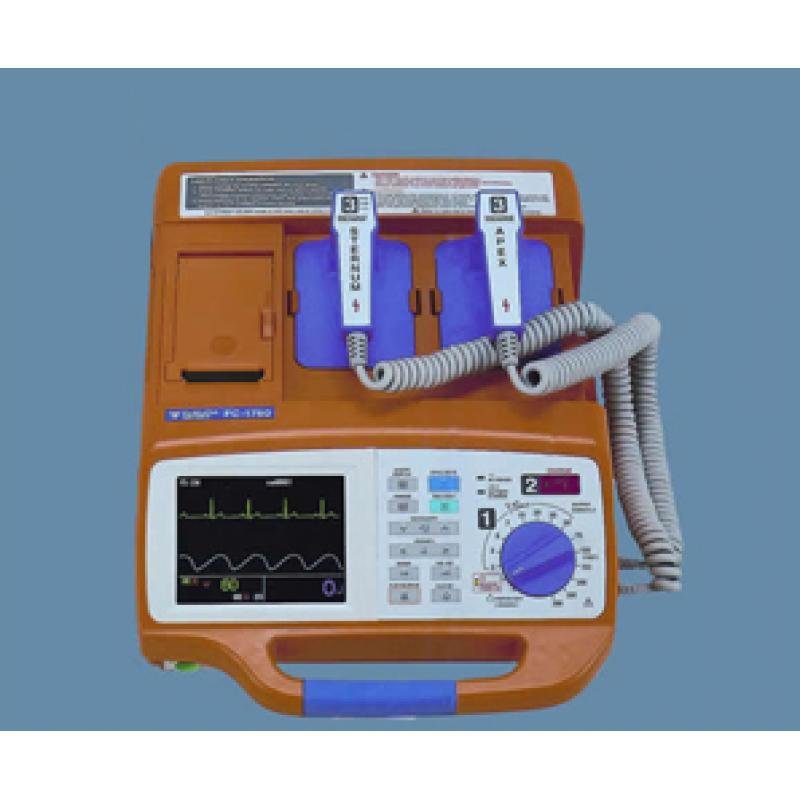 福田FC-1760除颤监护仪5.5英寸彩色液晶显示屏