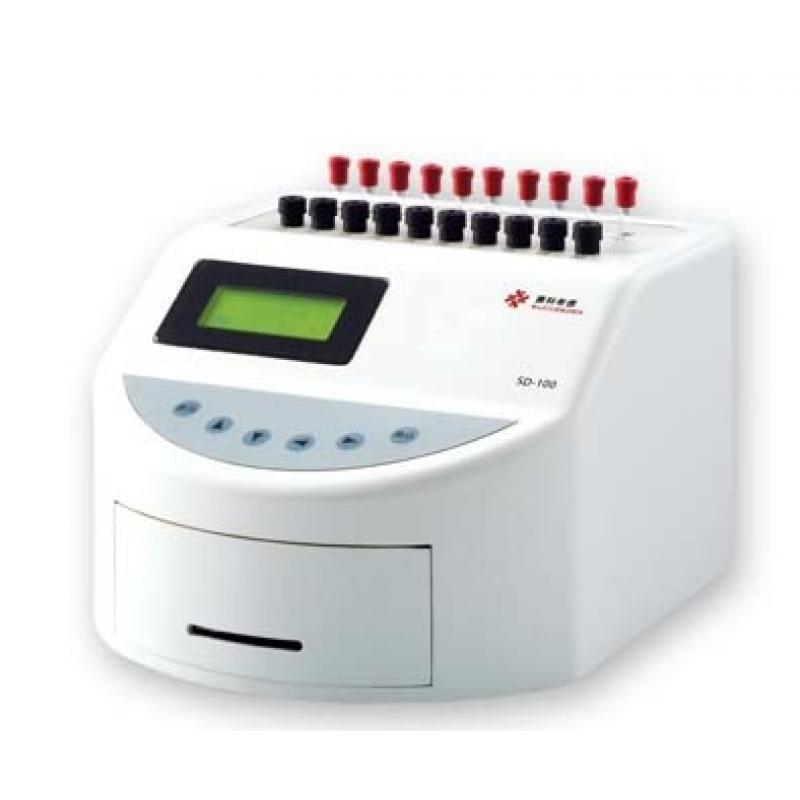 赛科希德SD-100动态血沉压积测试仪 20孔 40个样品/1h