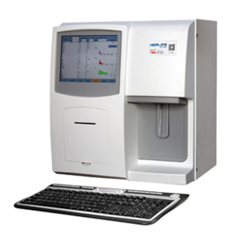 康宇HF-3800全自动血液分析仪带键盘