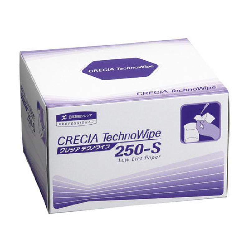 亚速旺B81-0267-01 低尘擦拭纸 (250-S)テクノワイプ WIPER