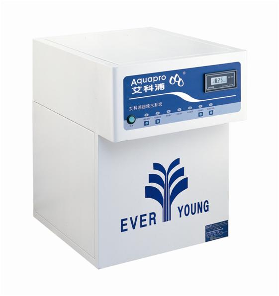 美国艾科浦 ADW-0501-M 痕量分析型 台上式超纯水机 5L/H