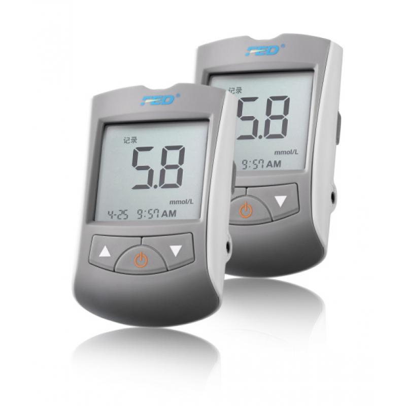 捷易测 FED BGM-Ⅰ型血糖仪
