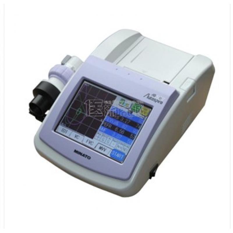 日本美能AS-507肺功能检查仪(200个存储空间)