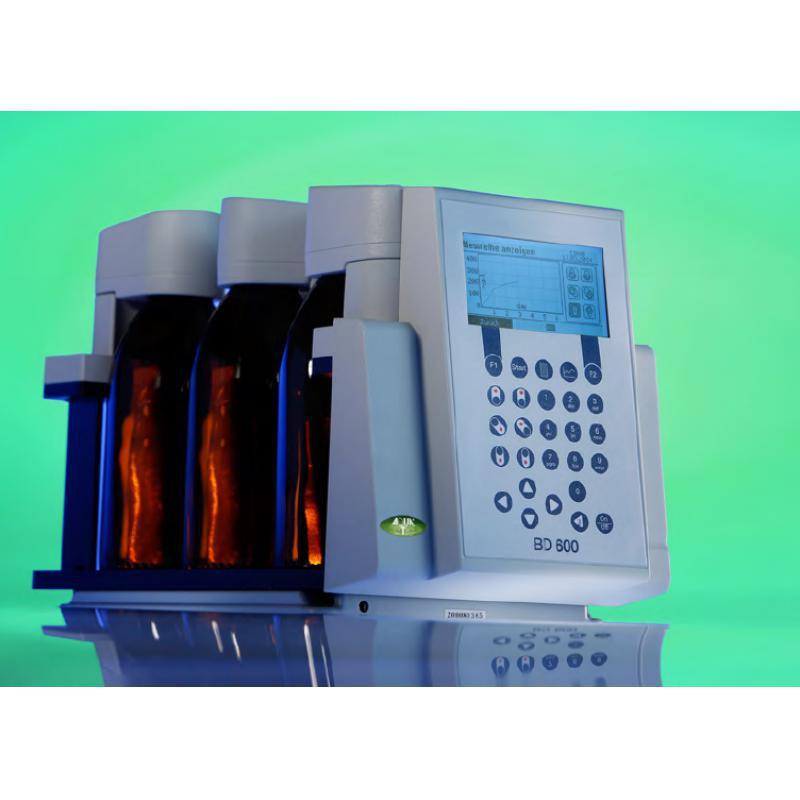 德国夸克BOD水质检测系统 BD600水质自动速测定仪