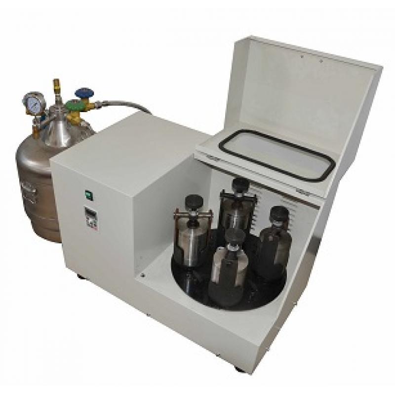 TJLM液氮型实验室冷冻行星球磨仪