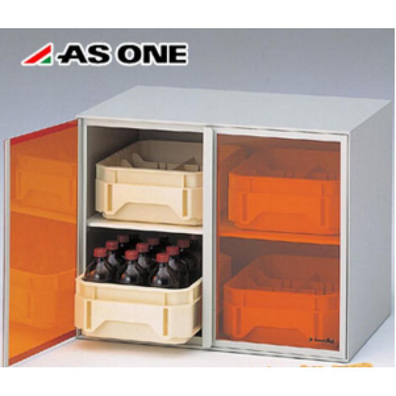 钢材质/PVC材质药品柜药品保存柜(台式用)CABINET PVC薬品保管庫