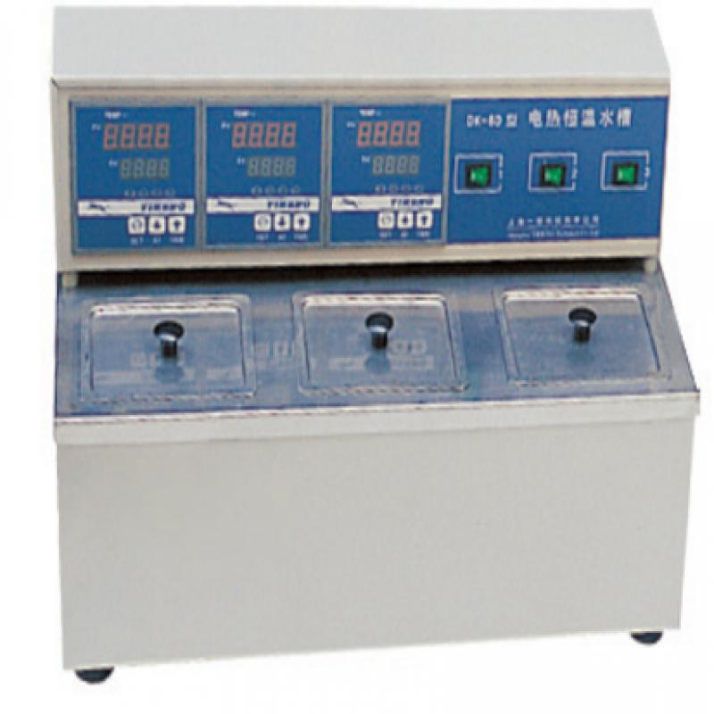 恒温水浴/关联产品三孔电热恒温水槽