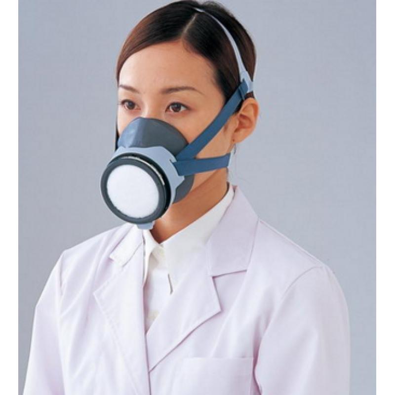 防毒面罩防毒口罩(3M)RESPIRATOR防毒マスク