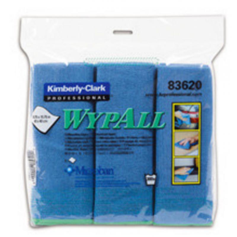 抹布WYPALL*抗菌型超细纤维布