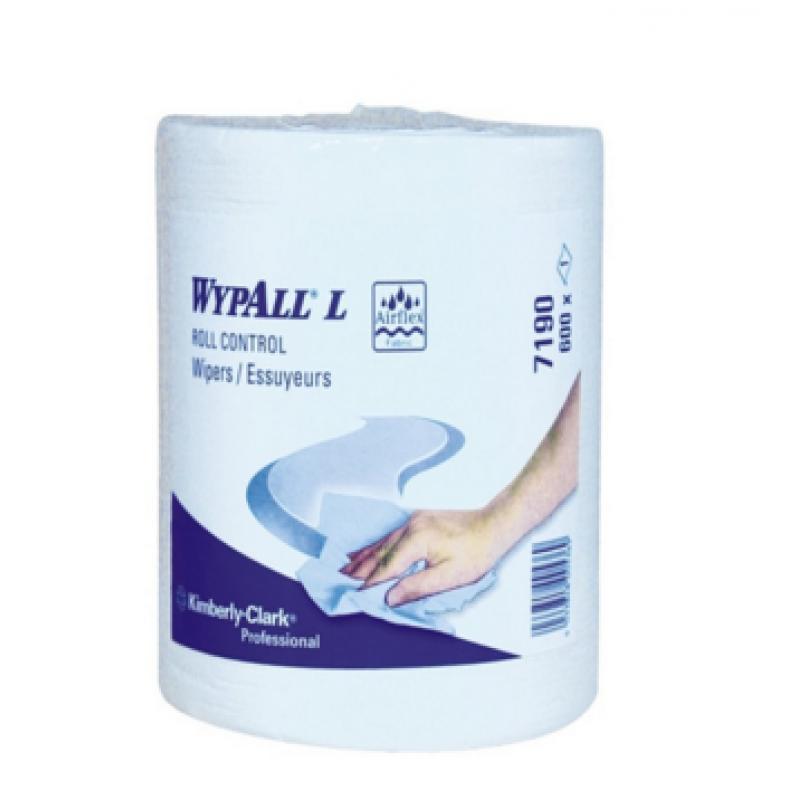 抹布WYPALL* L10 中央抽取式擦拭纸( 大卷式 )