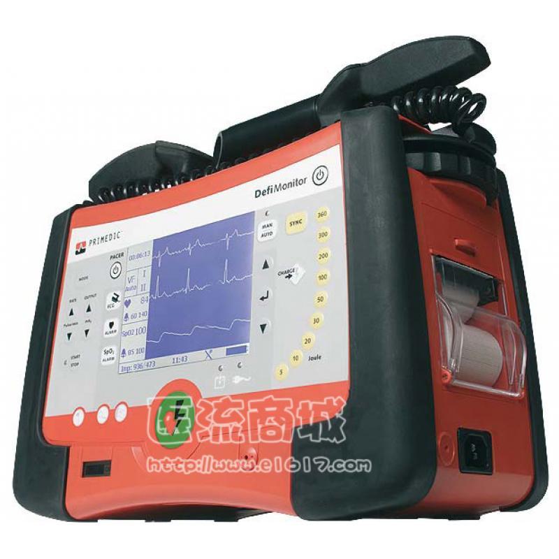 普美康XD110xe双相波除颤监护仪(自动除颤+起博)