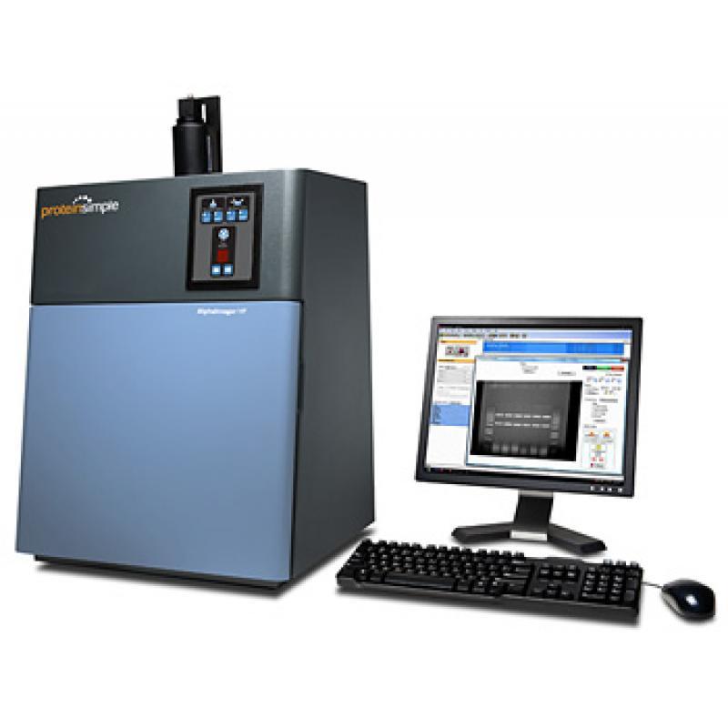 ProteinSimple - AlphaImager-  HP ----全自动荧光与可见光凝胶成像系统