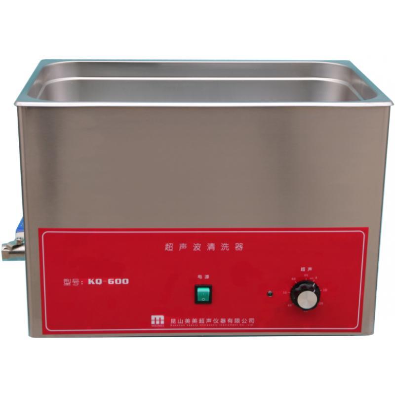 昆山美美超声波清洗器KQ-600有排水阀,配排水软管