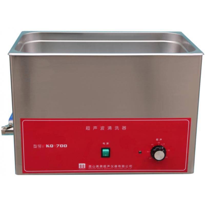 昆山美美超声波清洗器KQ-700有排水阀,配排水软管