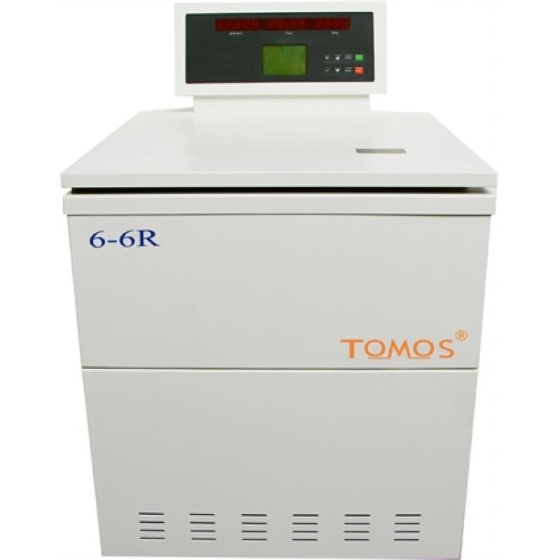 TOMOS 6-6R 低速大容量冷冻离心机 容量大、稳定结实、经久耐用