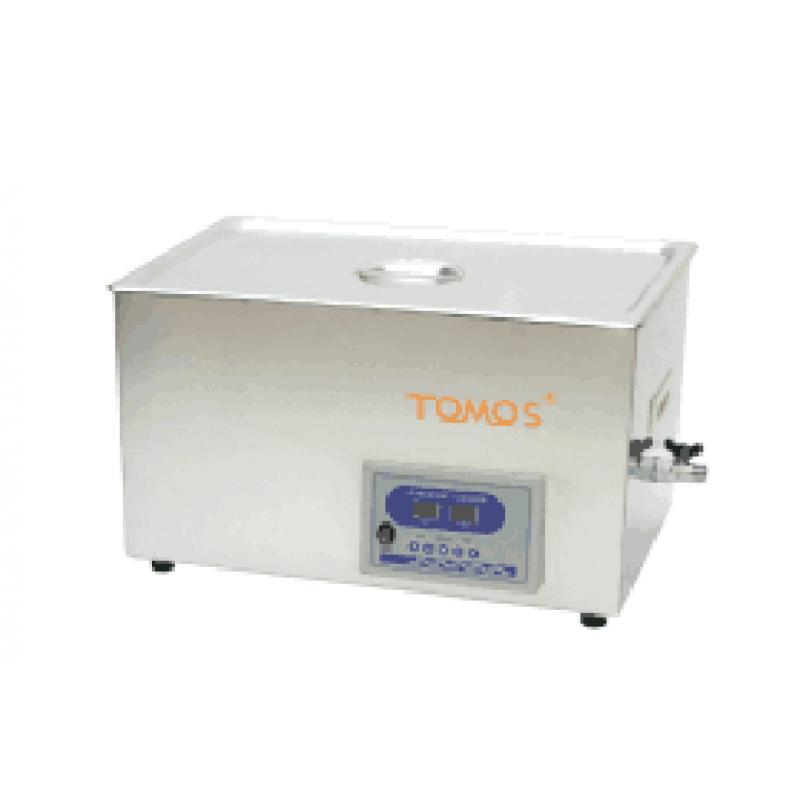 TOMOS 超声波清洗机TOM-3200TM 不锈钢网篮、降