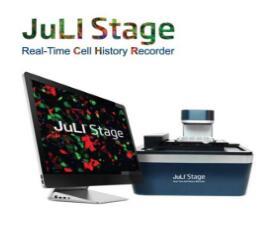 JuLI Stage全自动实时细胞成像分析系统