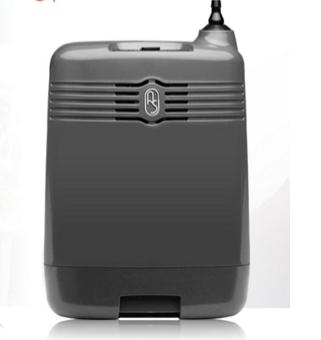 亚适制氧机2L档Focus便携式充电医用家用氧气机