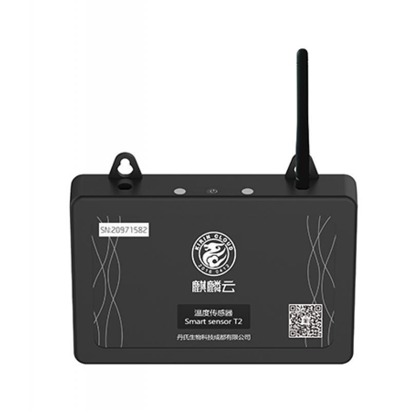 [DANCLAN]Smart Sensor 麒麟云无线智能温湿度监控系统