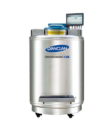 DANCLAN   Cryobiobank气相液氮罐