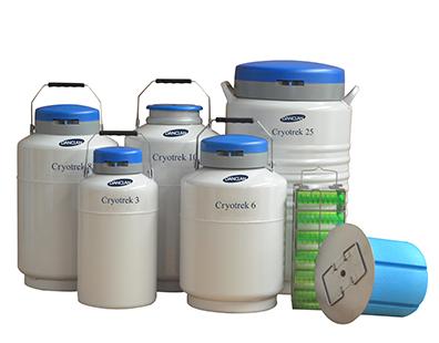 [DANCLAN]丹氏Cryotrek (航运系列)液氮罐