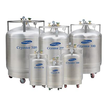 [DANCLAN]丹氏Cryostor (自动补给系列)液氮