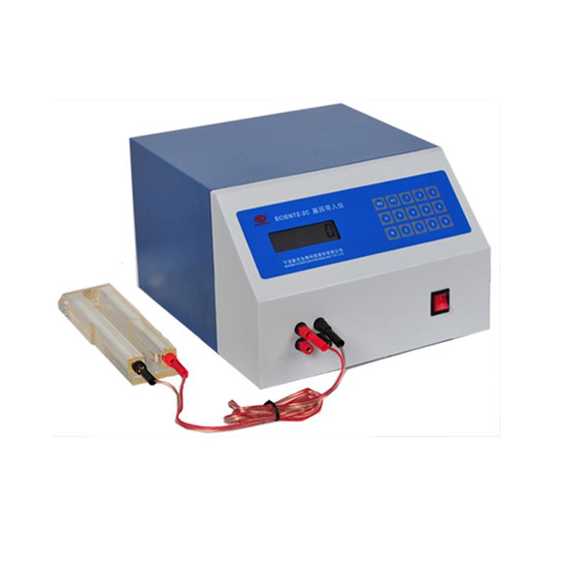 宁波新芝 SCIENTZ-2C 基因导入仪(电穿孔仪)电压400V 低压力