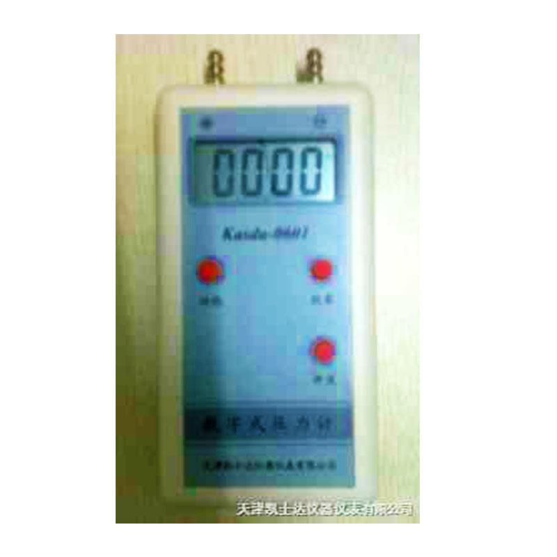 凯士达 净化专用-K0601 手持式差压计