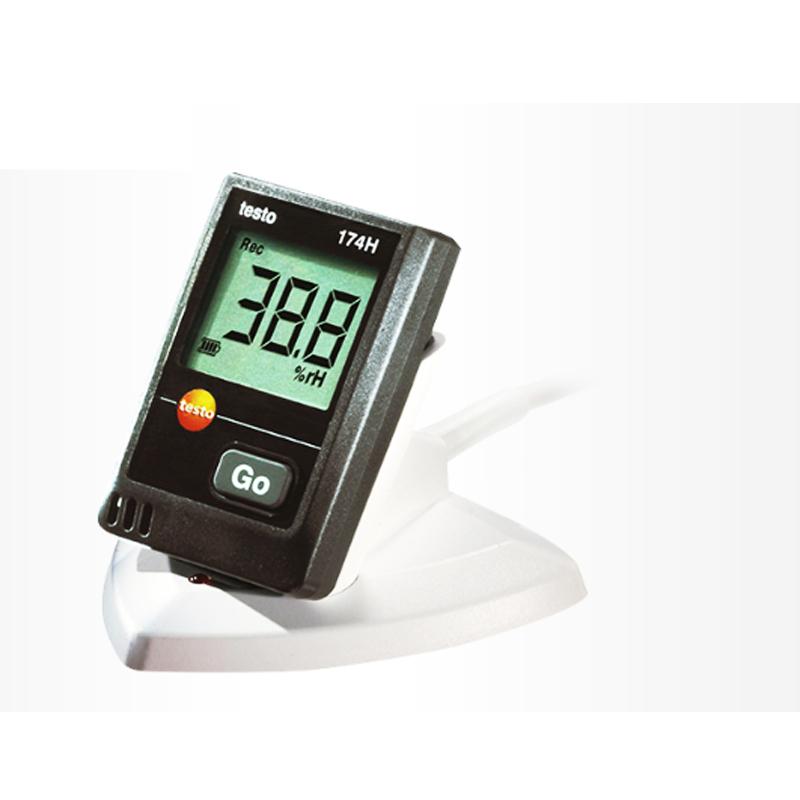 德图 testo 174H迷你型温湿度记录仪(套装)