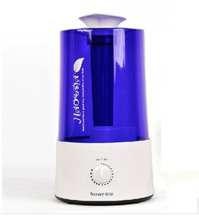 家用活性炭空气净化负离子加湿器3.2L 超静音