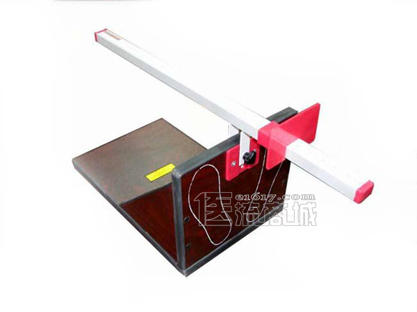 健民 GMCS-I型木质坐位体前屈测试仪