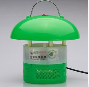 LED光触媒灭蚊灯