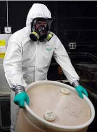 雷克兰AMN428E化学防护服 防辐射防护服