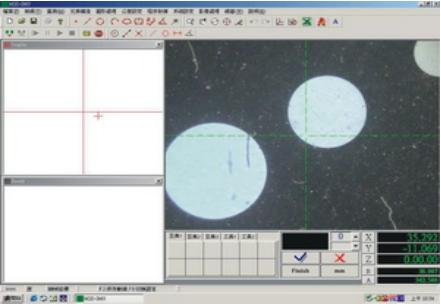 影像仪测量软件