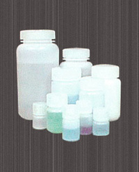 嘉迪 5ml广口塑料瓶(棕色)