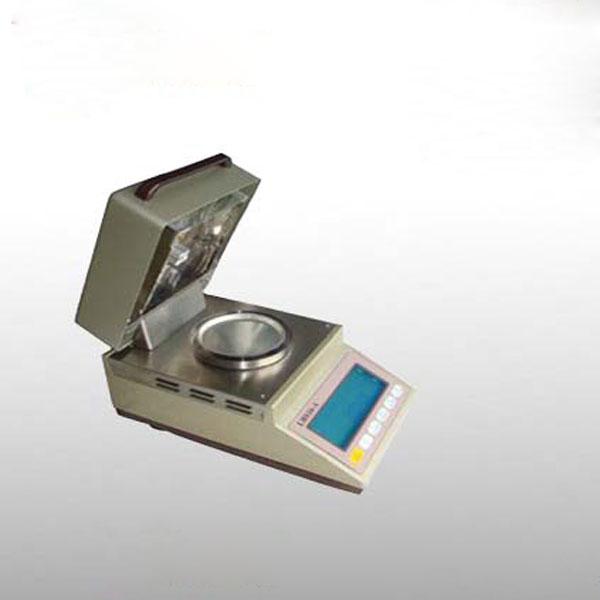 佑科LHS16-A/DS100电磁力卤素水分快速测定仪 量程