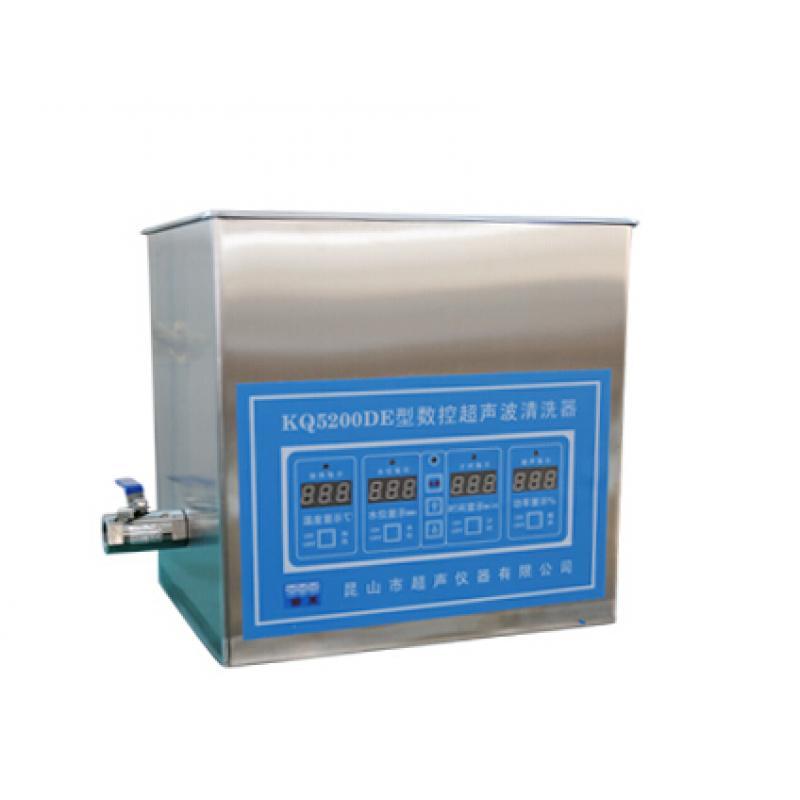 舒美 KQ5200DE台式数控超声波清洗机 10L 200W