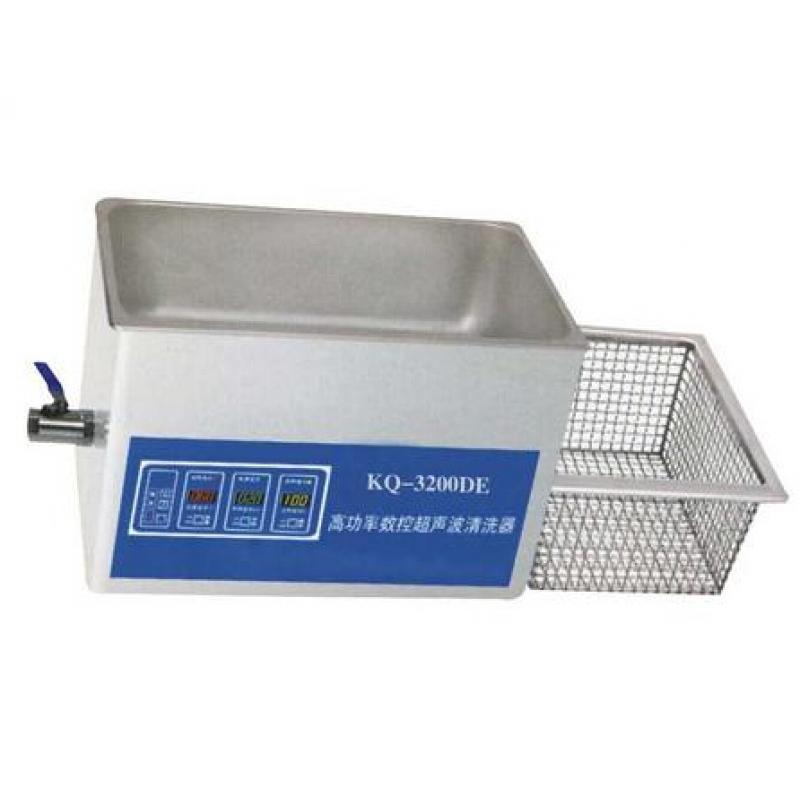 舒美 KQ3200DE台式数控超声波清洗机 6L 150W