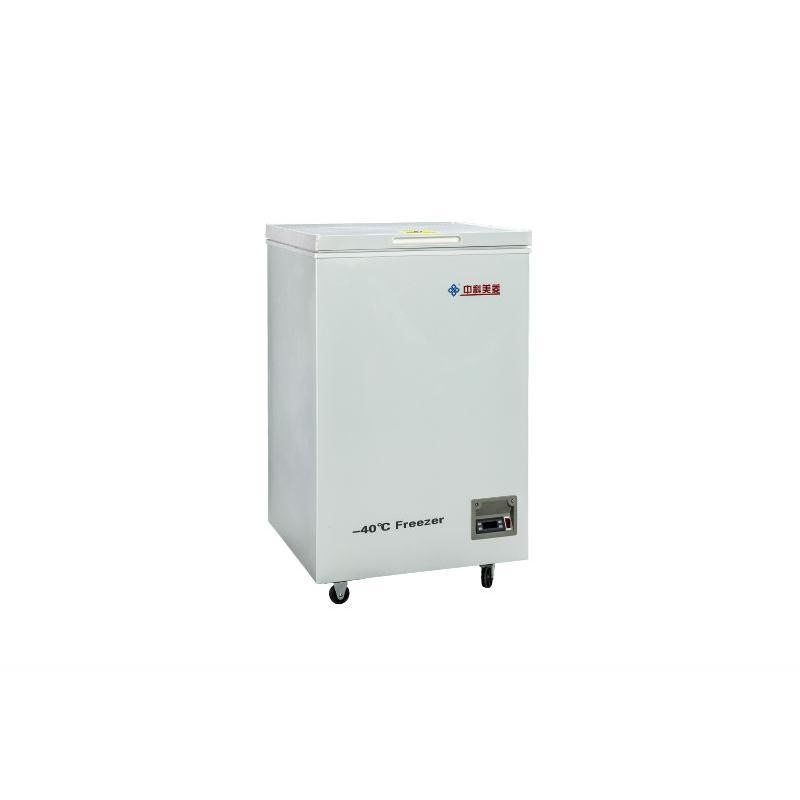 美菱DW-FW110超低温冷冻储存箱-10~-40℃ 110L 卧式