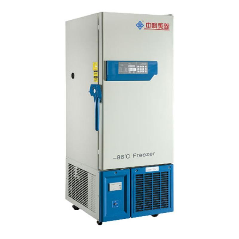 美菱DW-HL290超低温冷冻储存箱-10~-86℃ 290L 立式 3内门3搁架
