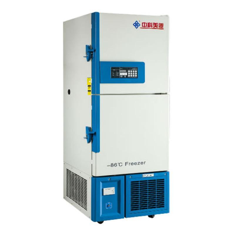 美菱DW-HL508超低温冷冻储存箱-10~-86℃ 508L 立式 2内门2搁架