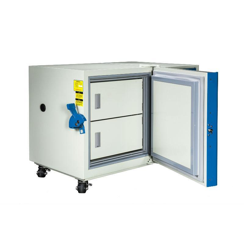 美菱DW-GL100超低温冷冻储存箱-10~-65℃ 100L 立式