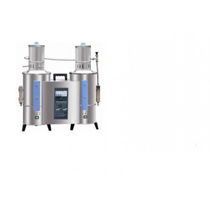 申安ZLSC-5重蒸型不锈钢电热蒸馏水器  断水自控