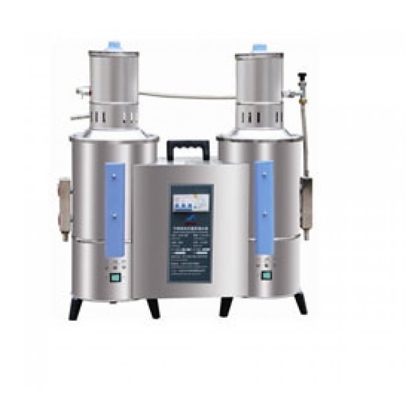 申安ZLSC-20重蒸型不锈钢电热蒸馏水器 断水自控
