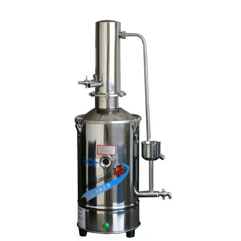 三申DZ5普通型不锈钢电热蒸馏水器