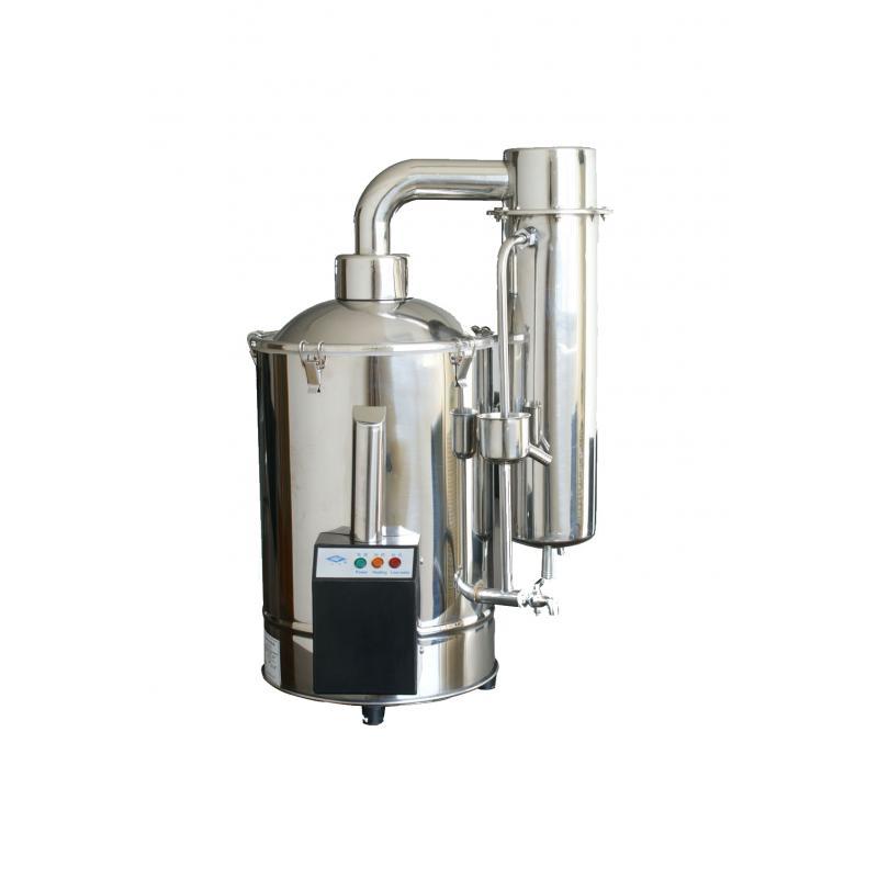 三申DZ20Z自控型不锈钢电热蒸馏水器 断水自控
