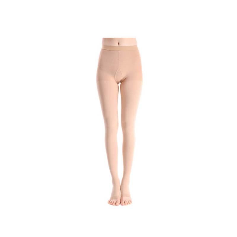护麦思 医疗弹力袜 静脉曲张袜 二级治疗型压力连裤连体袜瘦腿袜