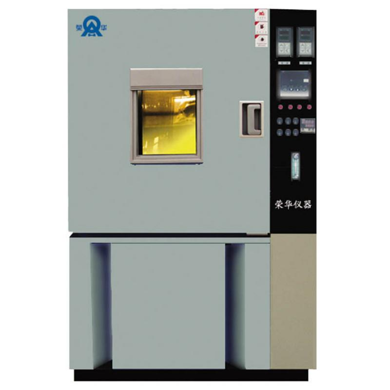 荣华QL-O1O臭氧老化试验箱 0℃- 70℃ 12 - 16rmm/S